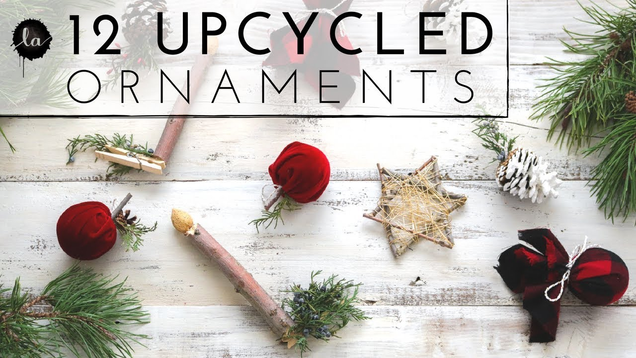 diy rustic christmas ornaments - Rustic Christmas Ornaments