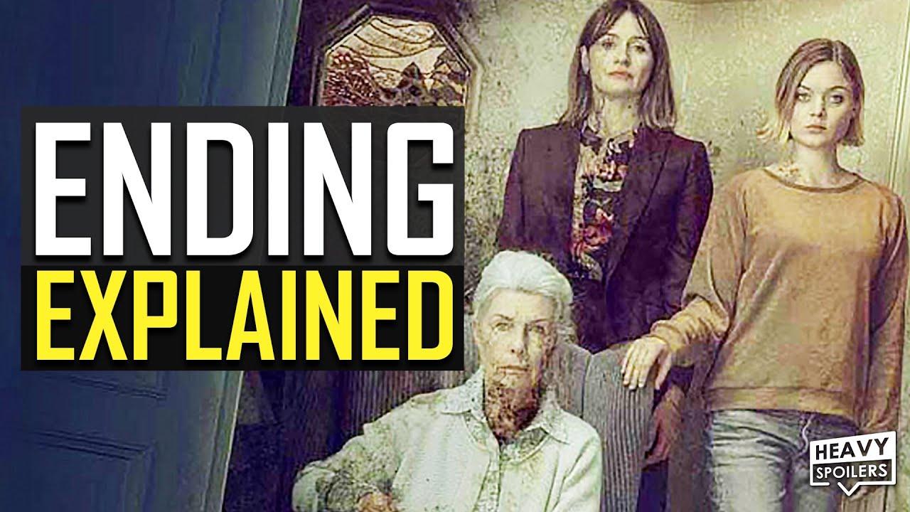 RELIC 2020 Ending Explained Breakdown + Full Movie Spoiler Talk Review For The Horror Film