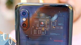 EL TELÉFONO TRANSPARENTE, Xiaomi Mi 8 Explorer Edition