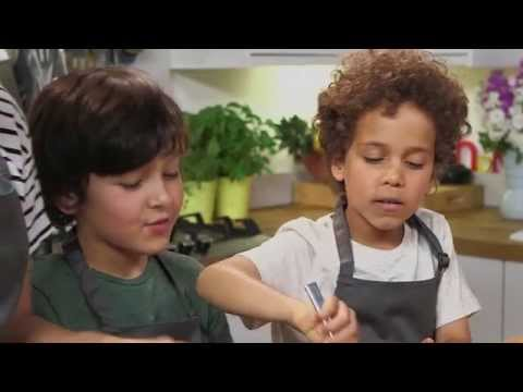 Let's Cookalong encourages children to take taste buds on a culinary 'around-the world' trip
