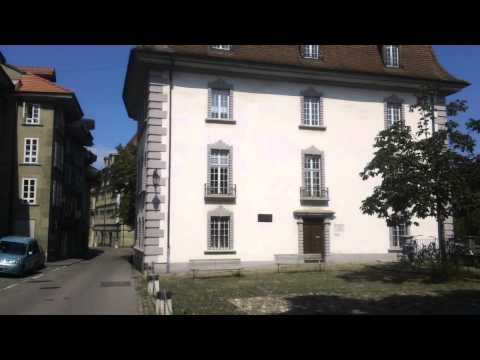 Louis d'Affry hotel particulier Fribourg