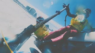 Flipping your boat, GoPro caught the wipeout | Thundercat racing world championship