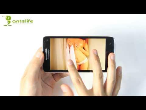 "Lenovo Vibe X S960, 6.9mm Ultra-thin 5"" Full HD Gorilla Glass3 1080P Smartphone"