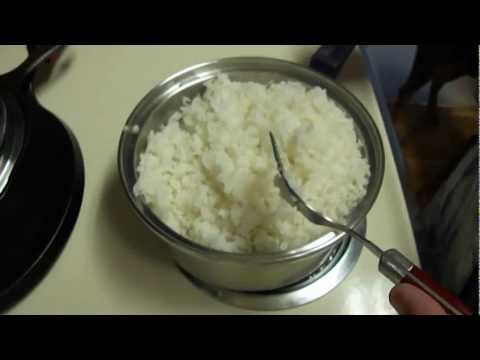 Make Perfect White Rice on the Stovetop