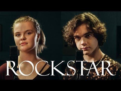 Post Malone - Rockstar ft. 21 Savage (Cover by Alexander Stewart & Serena Rutledge)
