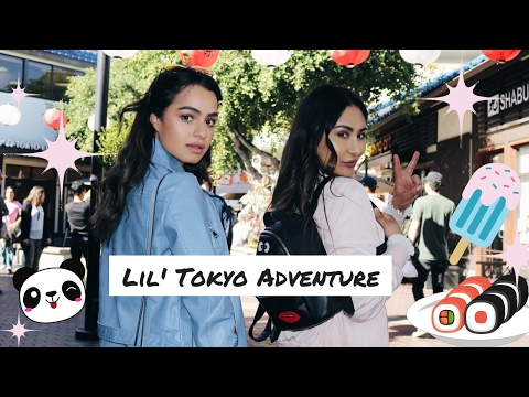 EXPLORING LIL TOKYO | Los Angeles Guide