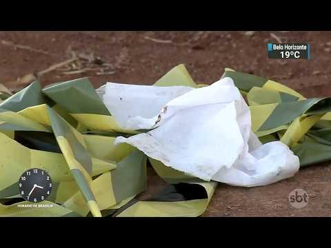 Adolescente mata outro menor de idade durante discussão em Goiás | SBT Notícias (28/09/17)