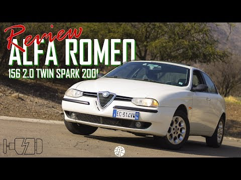 Review Alfa Romeo 156 2.0 TS 2001 - SecondViewer