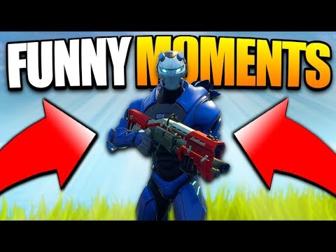 Fortnite Battle Royale Funny Moments - Titled Towers RAGE, Funny Fails, INSANE Clutches & MORE!