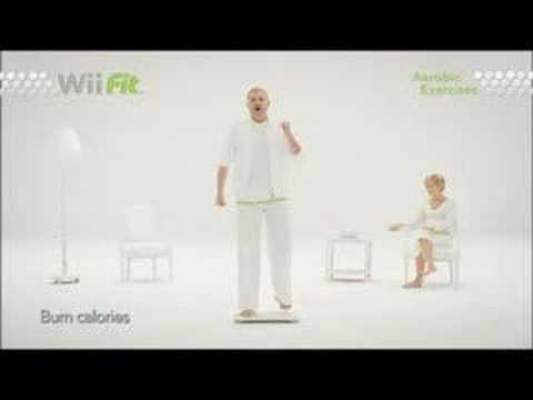 Nintendo Wii Fit