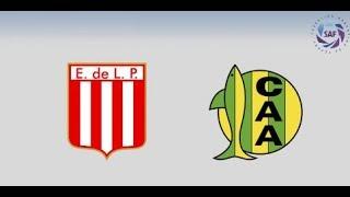 ESTUDIANTES LP VS ALDOSIVI DE MAR DEL PLATA - SAF  l  EN VIVO  RADIO