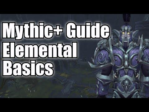 Elemental Shaman in Mythic+ Dungeons - Basics Guide (Talents, stats, legendaries, gear sets)