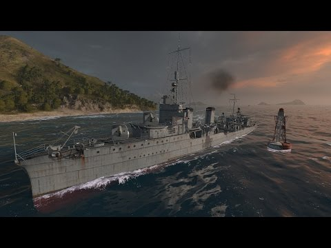 World of Warships: Nicholas - The Leading Destroyer