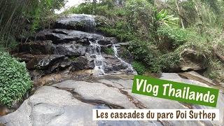 Vlog Thailande (9) Le parc national du Doi Suthep