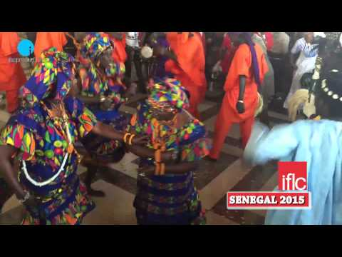 SENEGAL 2015 International Festival of Language and Culture IFLC