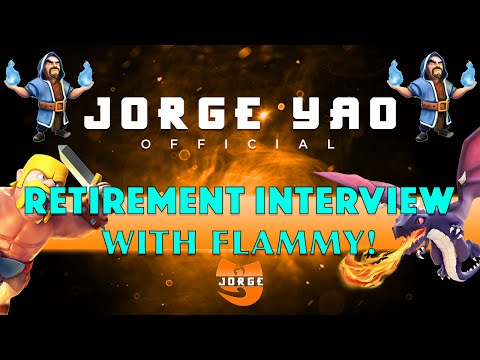 Clash of Clans | Throwback Retirement Interview with Flammy!