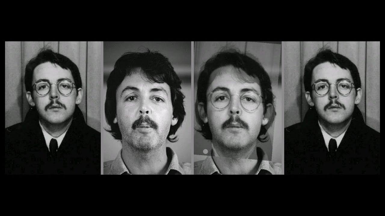 Paul McCartney Photo Comparison 1966