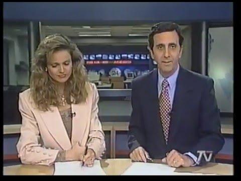 Michael Jackson - Noticias Chile 1995-1997