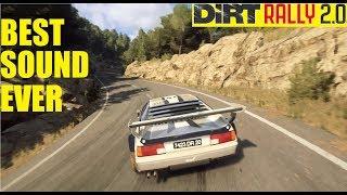 DiRT Rally 2.0 - Rallying at +240km/h