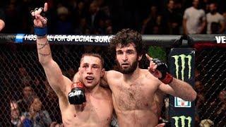 Anatomy of Zabit Magomedsharipov - UFC 228 Preview