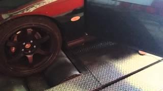 S14a magicmax wastegate external  fire