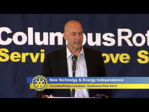 ColumbusRotary: New Technology and Energy Independence