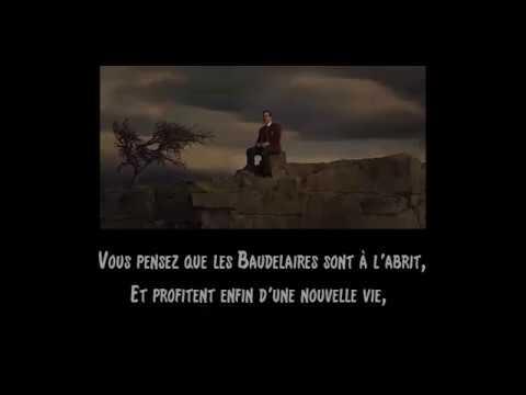 Musique de Fin Saison 1 VF [ paroles ] | Les Désastreuses Aventures des Orphelins Baudelaire