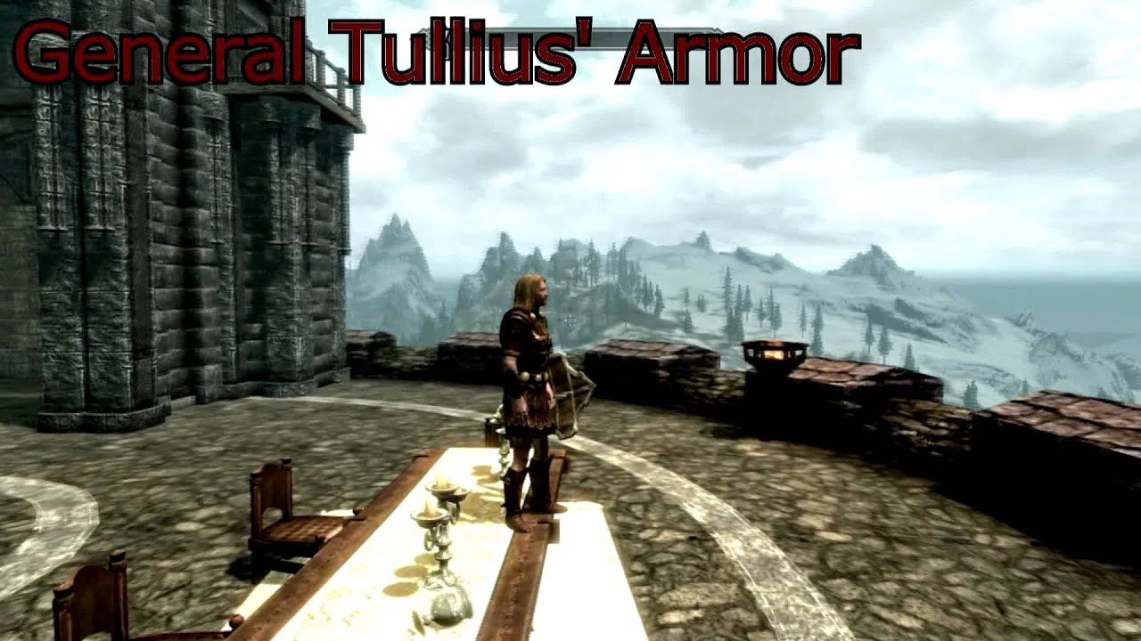 Skyrim Every Armor Youtube