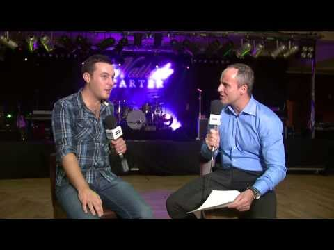 Nathan Carter interview with Donegal TV