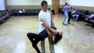 социальные танцы хастл