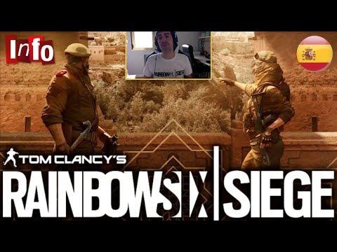 Rainbow Six Siege: ANALISIS WIND BASTION PROFUNDIDAD