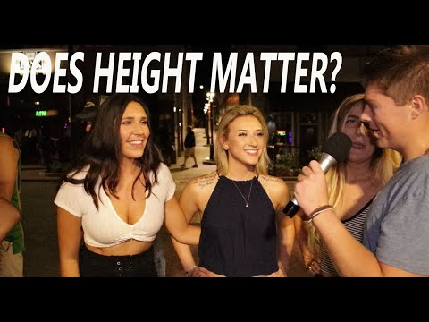 College Girls On Does Height Matter (West Virginia University) | DOSSIFYING
