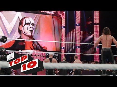Top 10 WWE Raw moments: January 19, 2015