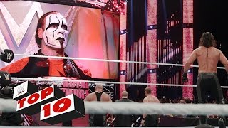 Top 10 WWE Raw moments January 19 2015