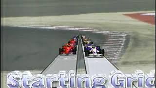 F1 2008 第3戦 バーレーンGPスターティンググリッド