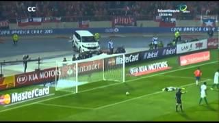 Chile se juega hoy su paso a semifinales frente al actual campeón de Copa América