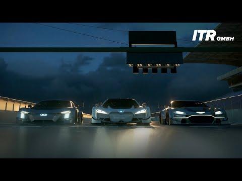 Visão do futuro DTM elétrico