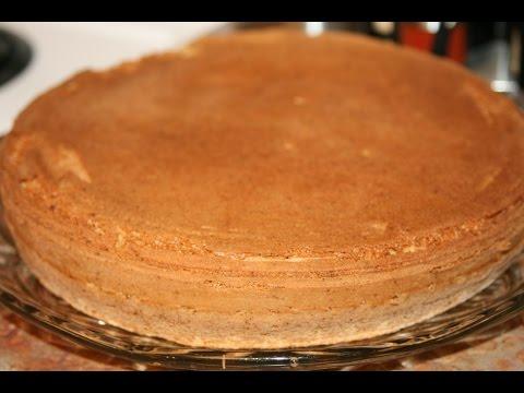 comment-préparer-un-gâteau-génoise-facile---how-to-prepare-an-easy-sponge-cake---recettes-maroc