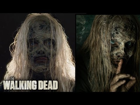 "NEW Official THE WALKING DEAD Season 9B - ""Alpha"" TRAILER! (The Whisperers REVEAL)"