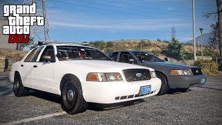GTA 5 Roleplay - DOJ 163 - Criminal Speeding (Law Enforcement)