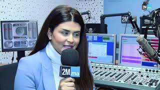 الفنانة سلمى رشيد تتحدث ل 2m.ma عن عملها الجديد