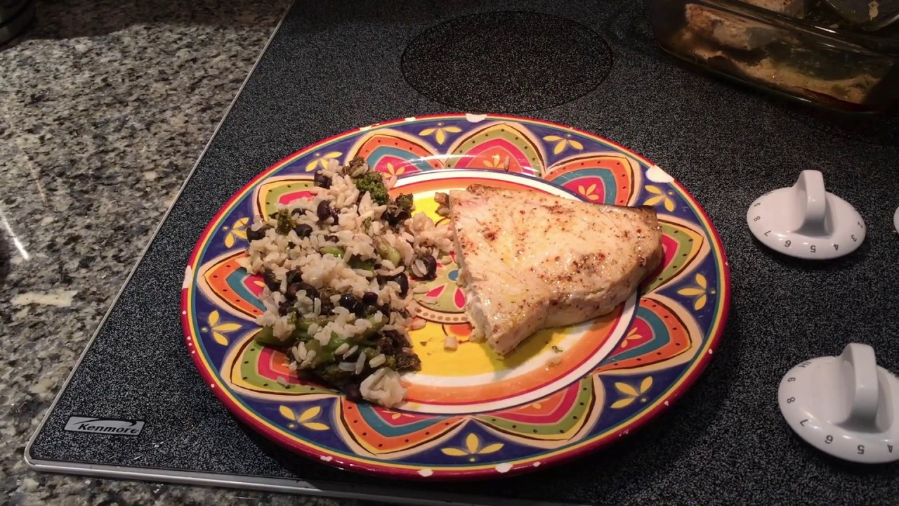 Recipe for broiled swordfish with lemon, capers, shallots ...   Broiled Swordfish