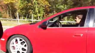Dodge Neon SRT-4 vs Pontiac Grand Prix GTP 30 Roll