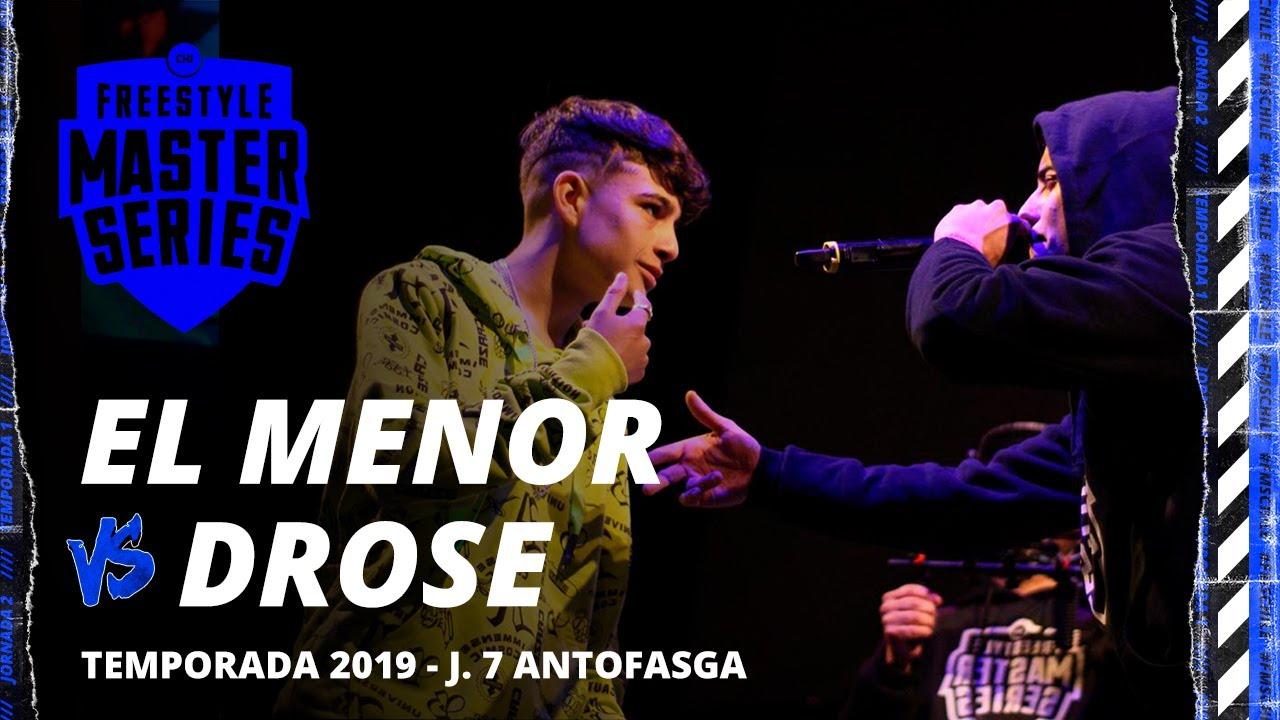Download DROSE VS EL MENOR FMS CHILE JORNADA 7 OFICIAL