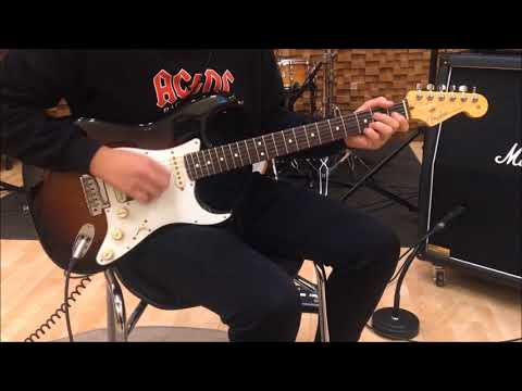 Scuttle Buttin' - Stevie Ray Vaughan - (Cover-By-Duhun)