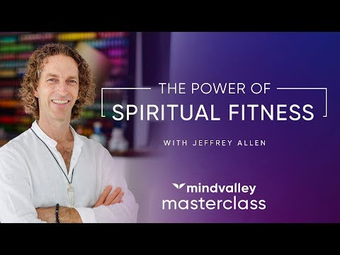 Unlocking Transcendence with Jeffrey Allen | Mindvalley Masterclass Trailer