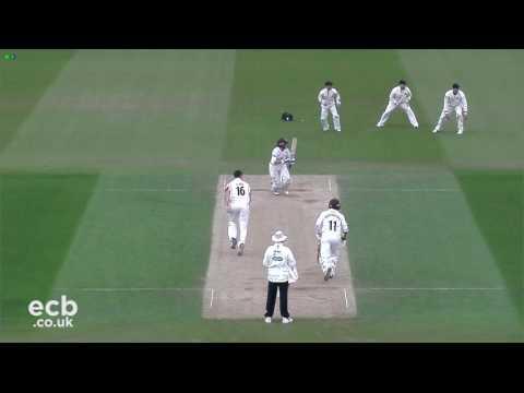 Highlights - Surrey v Lancashire - Day 4