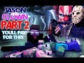 Monster School : Season 3 Jason & Clown (MY TURN) PART 2 - Minecraft Animation