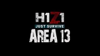 AREA 13: MI PROPIO SERVER DE H1Z1   Gameplay Español