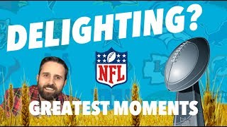 DELIGHTING ALL 32 NFL FANBASES - Each Team's Greatest Moments - with ThatsGoodSports